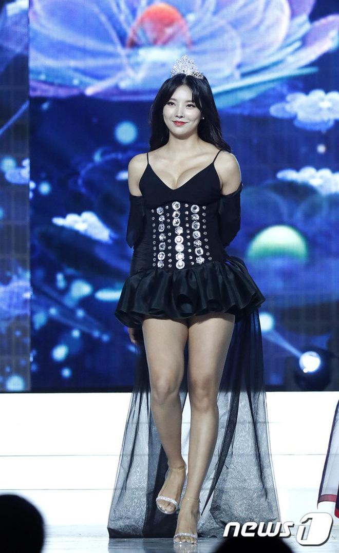 Chung kết Hoa hậu Hàn Quốc 2019 gây bão: Tân Hoa hậu xinh đến mức dìm cựu Hoa hậu, dàn Á hậu đằng sau bị chê mặt nhựa-17