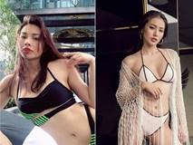 'Tình cũ Lương Bằng Quang' chăm đăng ảnh sexy, táo bạo