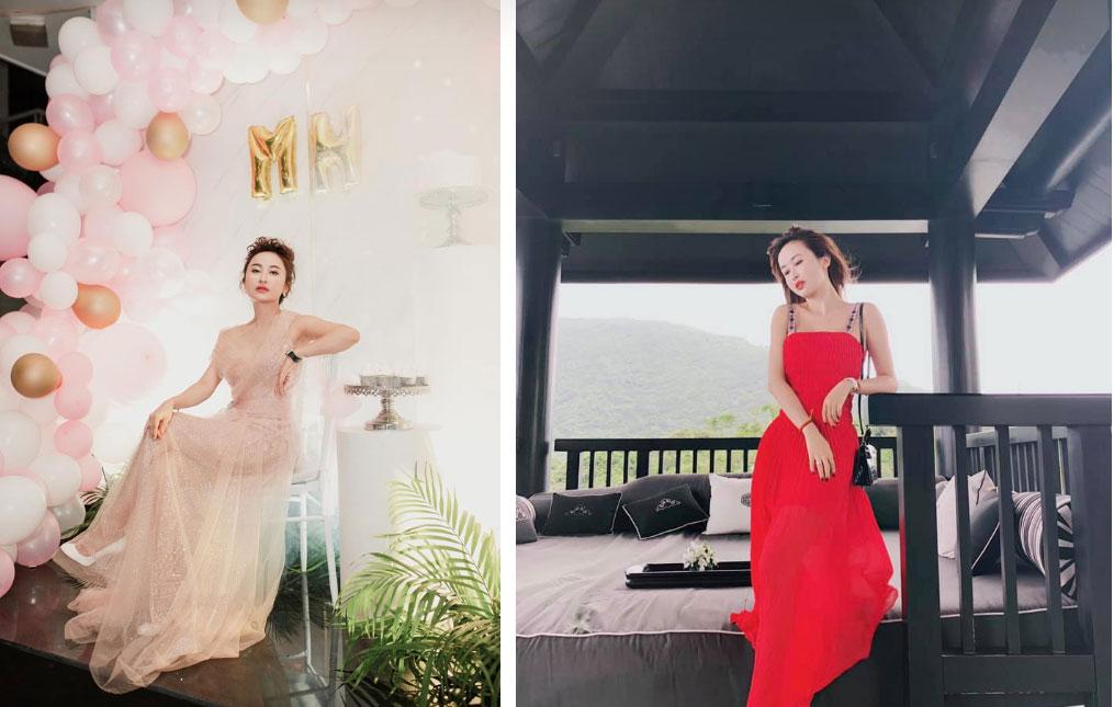 Đại gia Minh Nhựa ôm eo vợ, tổ chức kỷ niệm cầu hôn bằng buổi tiệc hoành tráng, cùng chuyến du lịch siêu sang-6