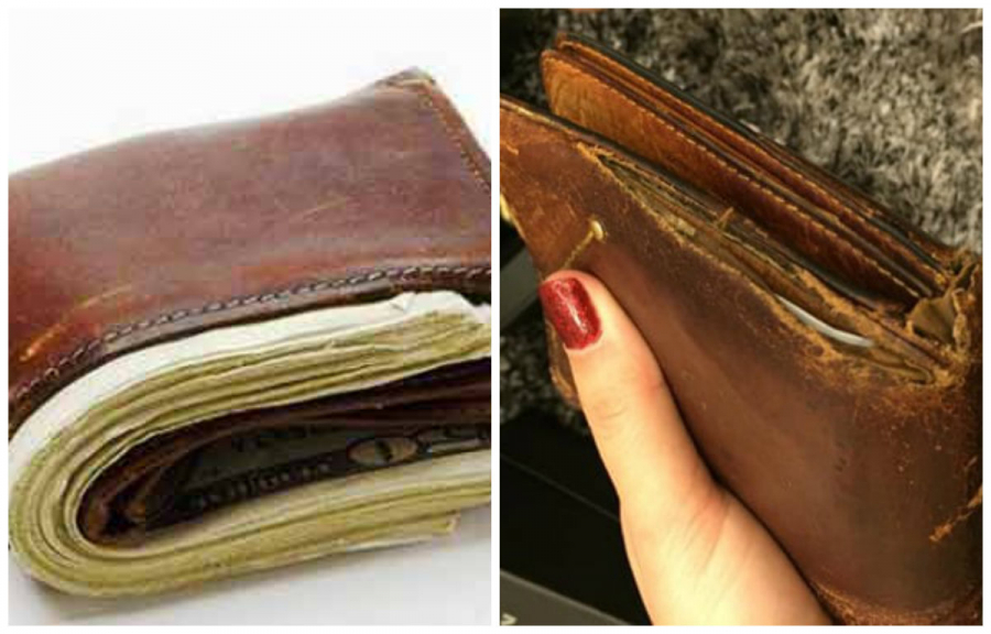 Dấu hiệu bạn cần thay ví tiền mới nếu không muốn nghèo mạt kiếp, tiền chưa vào nóng chỗ đã đi ra-1