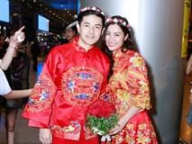 Hot: Đông Nhi và Ông Cao Thắng bất ngờ được tổ chức đám cưới ngay tại sân bay sau khi trở về từ Mỹ