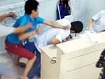 Nữ điều dưỡng bị người nhà bệnh nhân hành hung phải nhập viện-2