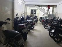 Dãy trọ bị trộm viếng thăm, cuỗm 9 xe máy trong đêm ở Sài Gòn