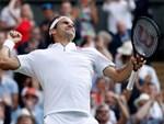 Đỏ mặt ở Wimbledon: Vợ Federer cổ vũ quá sung, hết hồn bung cúc áo-7