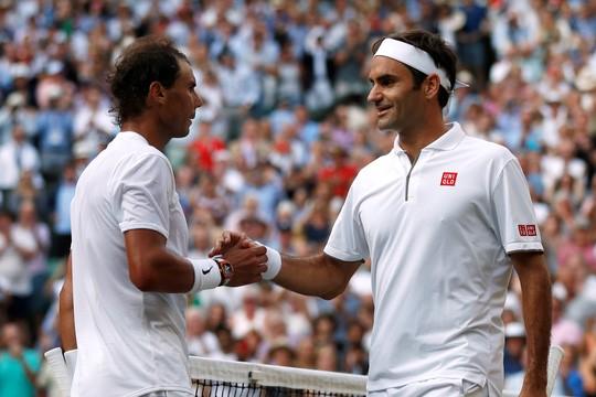 Roger Federer: Thật nhẹ nhõm khi vượt qua Nadal!-1