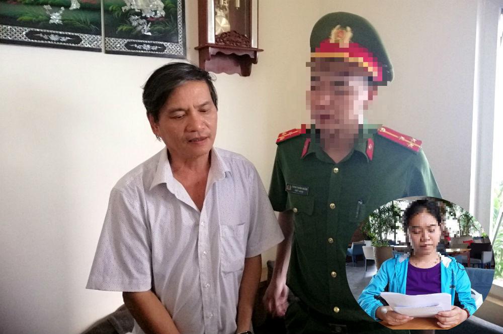 Vợ vắng nhà, ông chủ U60 hiếp dâm nữ giúp việc tàn tật-1