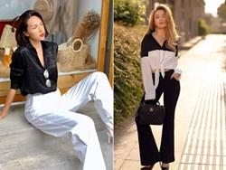 Làm chủ công thức diện đồ đen - trắng với 13 ý tưởng từ sao nữ Việt, và style của bạn sẽ
