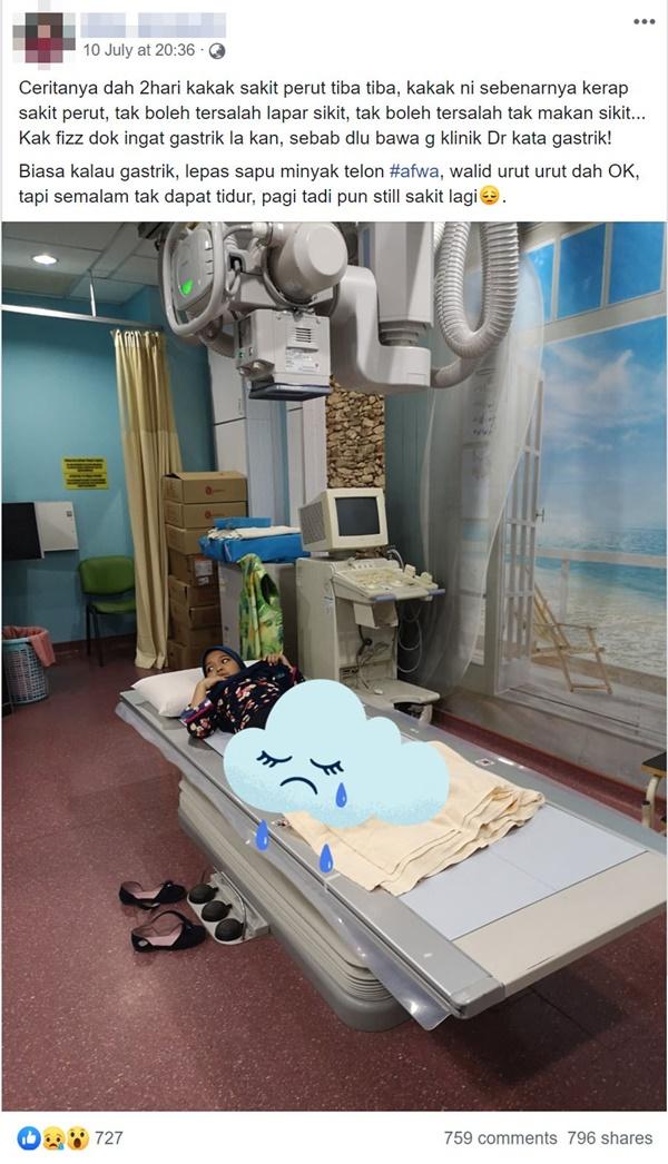 Bé gái 11 tuổi nhập viện cấp cứu vì đau dạ dày, bác sĩ chỉ đích danh thủ phạm là 1 sở thích tai hại của rất nhiều bé-1