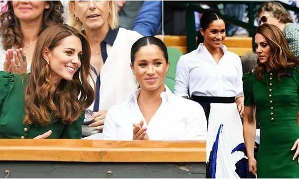 Màn so găng gây thất vọng giữa Công nương Kate và em dâu Meghan trong sự kiện mới nhất: Người bị chê quê mùa, kẻ bị kêu trông thật khủng khiếp-6
