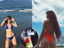 Bạn gái Lâm Tây gợi ý công thức làm uống nước detox cho 1 tuần, giúp giữ dáng và thải độc cơ thể