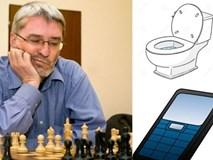 Đang thi đấu, kỳ thủ top 50 thế giới trốn vào nhà vệ sinh … xem cách giải cờ