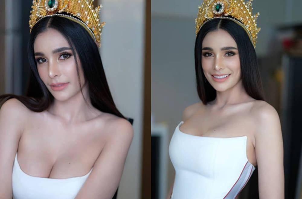 Tân Hoa hậu Hòa bình Thái Lan bị chê kém sắc và xấu tính-2