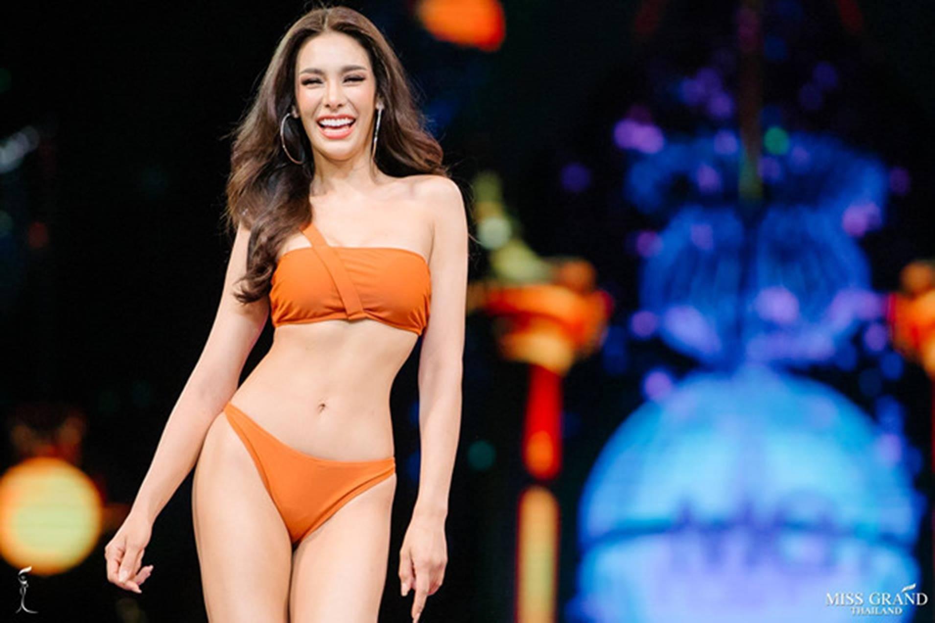 Tân Hoa hậu Hòa bình Thái Lan bị chê kém sắc và xấu tính-3