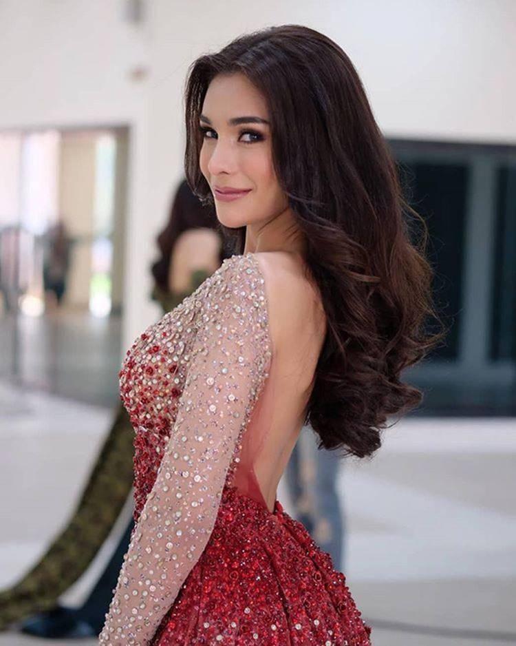 Tân Hoa hậu Hòa bình Thái Lan bị chê kém sắc và xấu tính-6