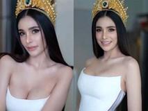 Tân Hoa hậu Hòa bình Thái Lan bị chê kém sắc và xấu tính