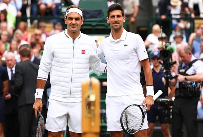 Djokovic đi vào lịch sử bằng chức vô địch Wimbledon trước Federer-1