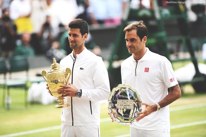 Djokovic đi vào lịch sử bằng chức vô địch Wimbledon trước Federer-2