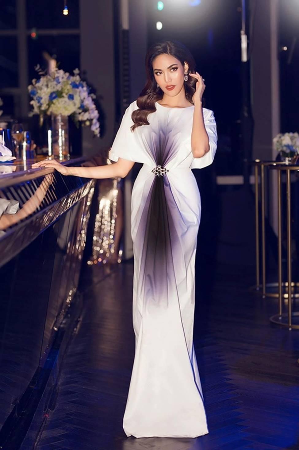 Vợ Tuấn Hưng, hoa khôi cháu dâu bà Tư Hường có bầu vẫn gợi cảm bậc nhất-8