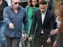 """Neymar """"méo mặt"""" vì cảnh sát gia hạn điều tra cáo buộc hiếp dâm"""