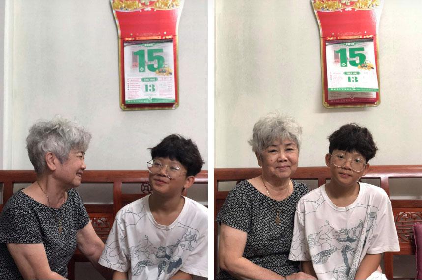 Chú lính chì Thiện Nhân đón sinh nhật sớm tuổi 13 bên bát phở cùng mẹ còi và ông bà ngoại-2
