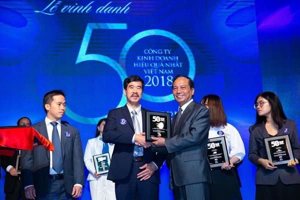 Vinamilk nằm trong Top 50 công ty dẫn đầu quyền lực nhất châu Á-2