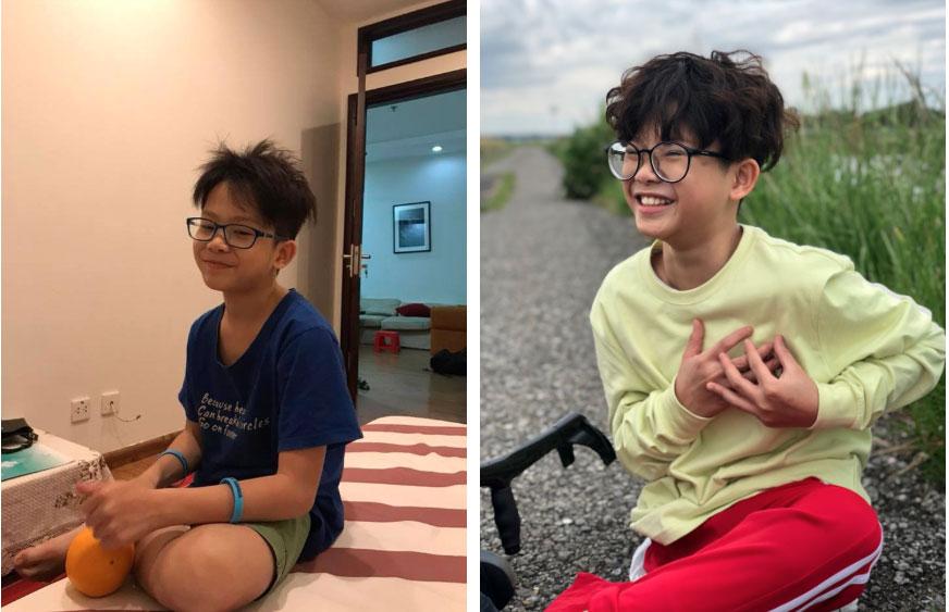Chú lính chì Thiện Nhân đón sinh nhật sớm tuổi 13 bên bát phở cùng mẹ còi và ông bà ngoại-6