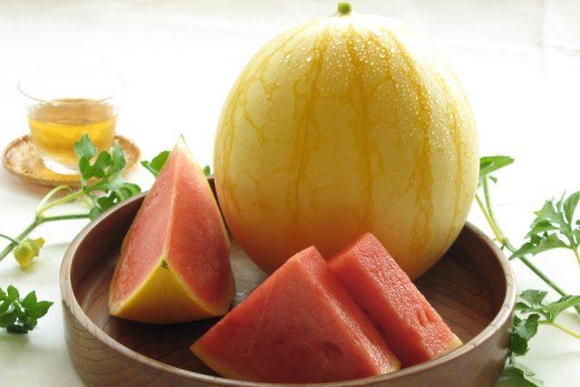 Vài triệu đồng/quả dưa hấu Nhật, mua vài quả ăn dần-5
