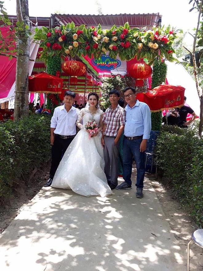 Đám cưới không chú rể ở Quảng Trị: Ai đến chung vui cũng lén lau nước mắt, thương cô dâu-3
