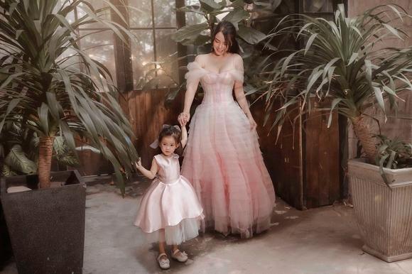 Cuồng phim công chúa từ nhỏ, Hải Băng quyết tâm chụp một bộ ảnh như trong truyện cổ tích với con gái-3