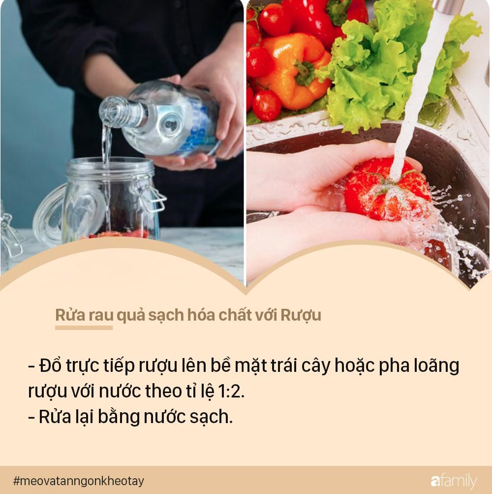 Đừng ngâm nước muối - đây mới là thứ tốt nhất để tẩy sạch hóa chất trong rau quả-2