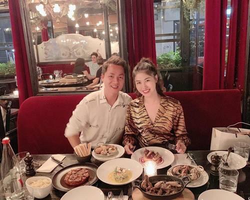 Vợ xinh của Đăng Khôi đi du lịch vẫn vào bếp làm món nhà giàu: Bất ngờ với mức giá-7