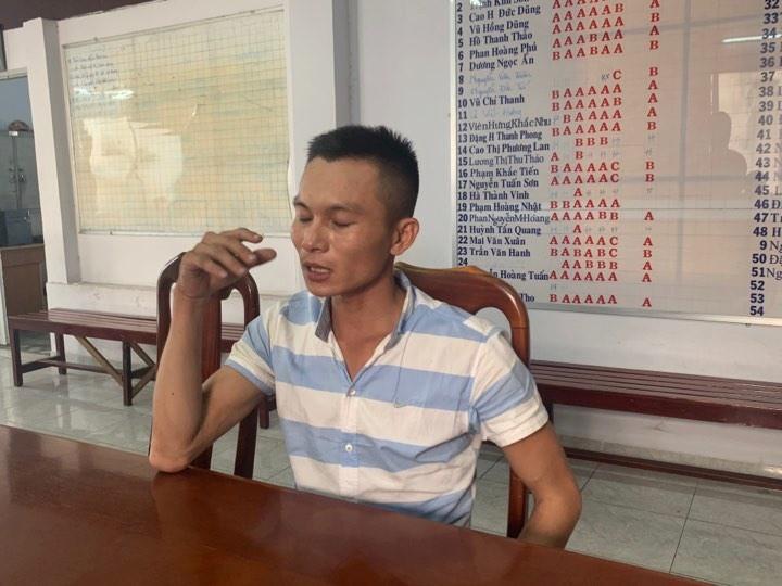 Lời khai của kẻ cứa cổ tài xế GrabBike để cướp xe máy ở Sài Gòn-1
