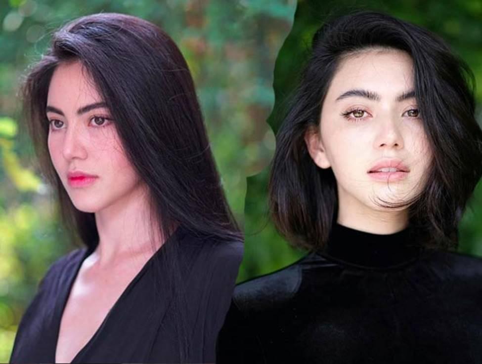 Học ma nữ đẹp nhất Thái Lan cắt phăng tóc dài, để 1001 kiểu tóc ngắn quyến rũ-3