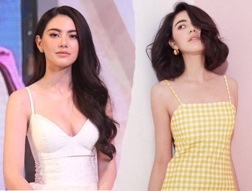 Học ma nữ đẹp nhất Thái Lan cắt phăng tóc dài, để 1001 kiểu tóc ngắn quyến rũ-4
