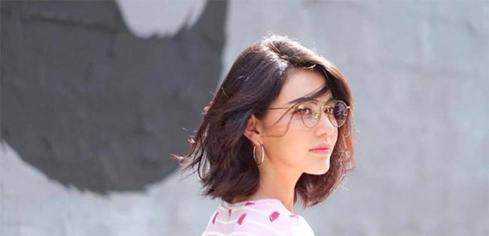 Học ma nữ đẹp nhất Thái Lan cắt phăng tóc dài, để 1001 kiểu tóc ngắn quyến rũ-9