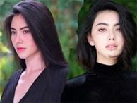 Học 'ma nữ đẹp nhất Thái Lan' cắt phăng tóc dài, để 1001 kiểu tóc ngắn quyến rũ