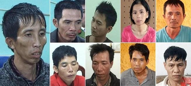NÓNG: Đang thực nghiệm điều tra vụ nữ sinh giao gà bị cưỡng hiếp tập thể rồi sát hại ở Điện Biên-4