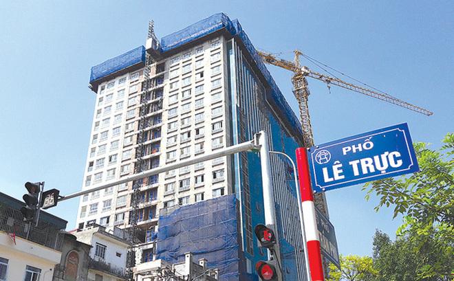 Tăng vài tầng, xây thêm trăm căn hộ rồi lừa dân bán hết-1