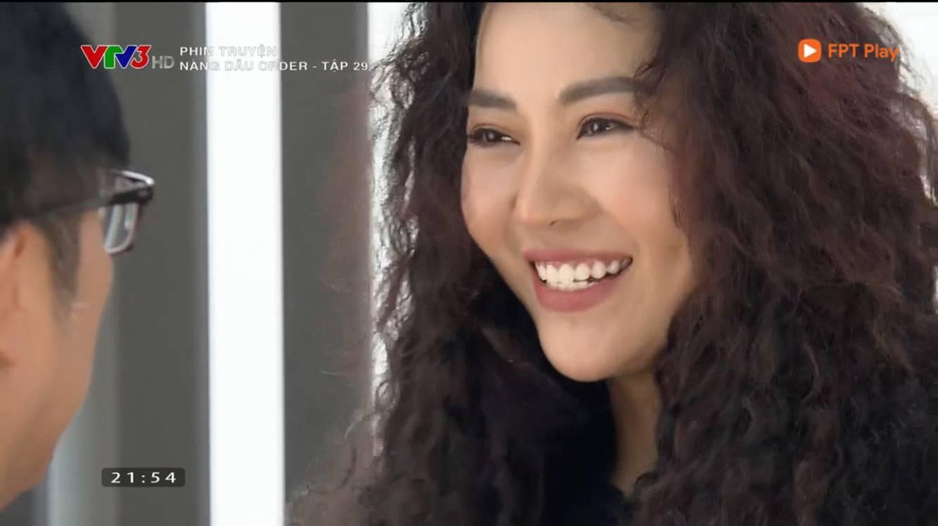 Nàng dâu order: Cười no bụng xem cảnh cô Linh hôn tỏ tình ông Phú, có màn diện kiến mẹ chồng cực bá đạo-4