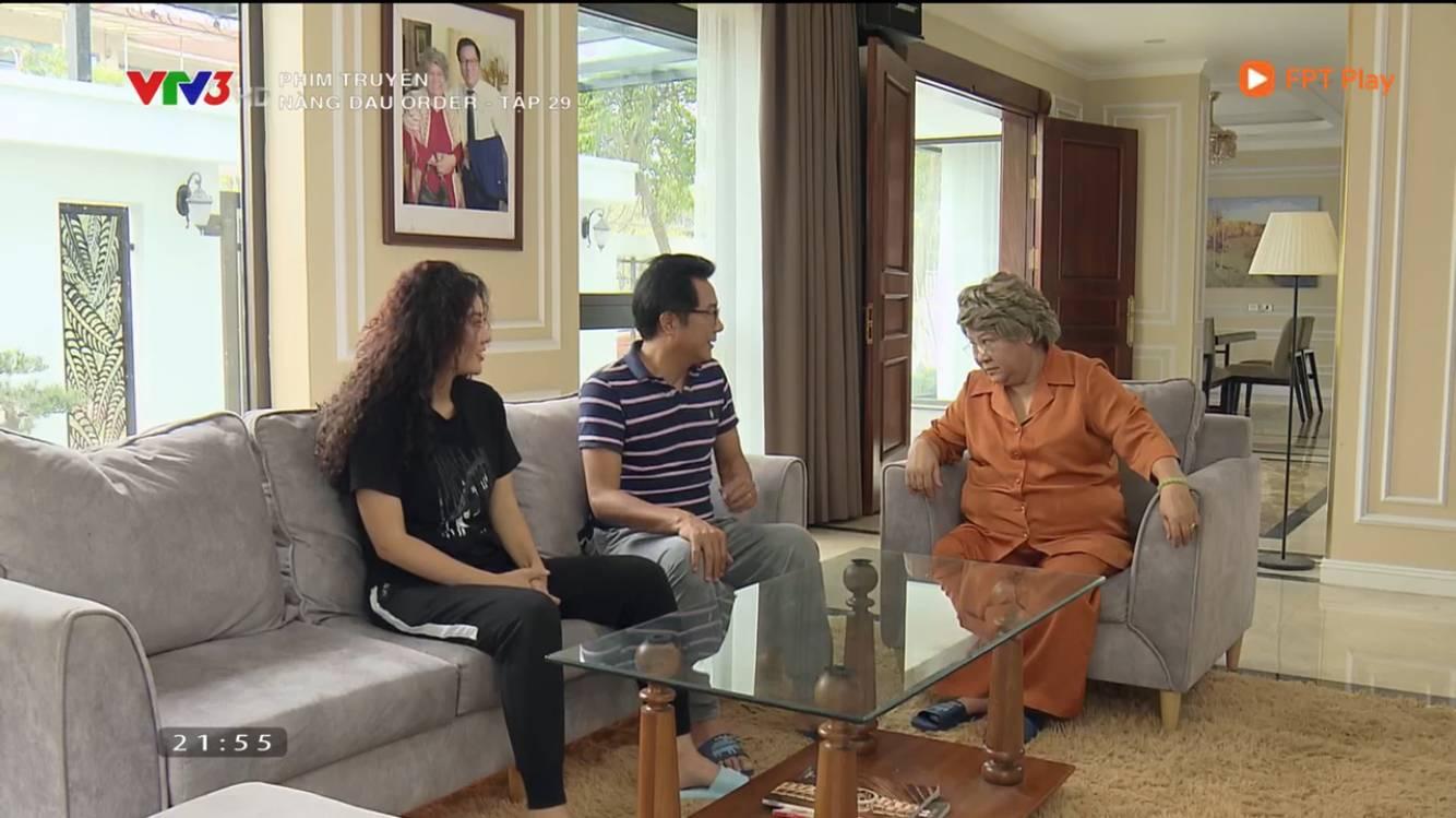 Nàng dâu order: Cười no bụng xem cảnh cô Linh hôn tỏ tình ông Phú, có màn diện kiến mẹ chồng cực bá đạo-6