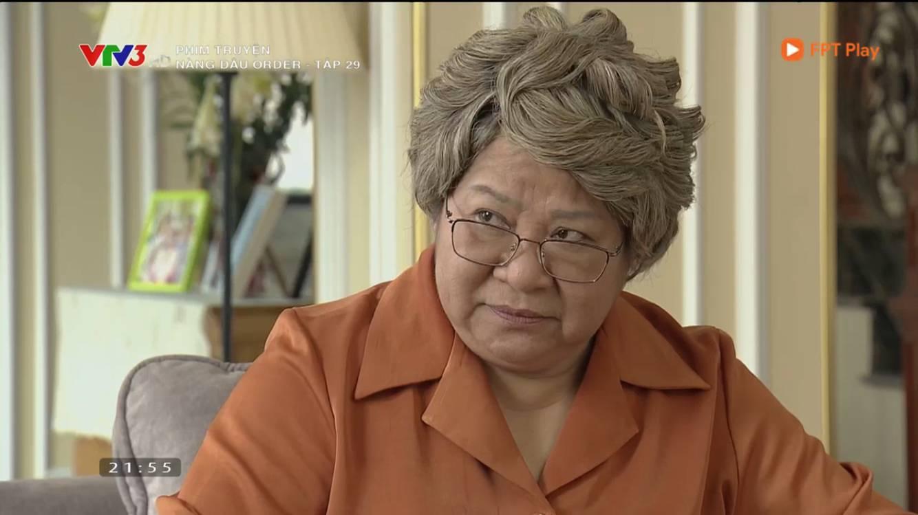 Nàng dâu order: Cười no bụng xem cảnh cô Linh hôn tỏ tình ông Phú, có màn diện kiến mẹ chồng cực bá đạo-7
