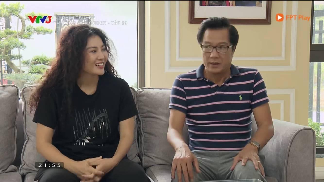 Nàng dâu order: Cười no bụng xem cảnh cô Linh hôn tỏ tình ông Phú, có màn diện kiến mẹ chồng cực bá đạo-8