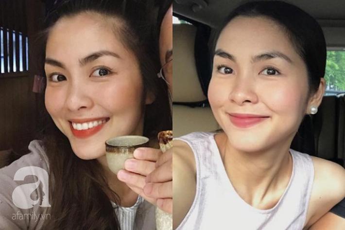 5 bí mật làm nên làn da không tuổi của Hà Tăng: Dùng dầu dưỡng, chọn đúng serum và quan trọng là chế độ ăn-2