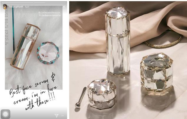 5 bí mật làm nên làn da không tuổi của Hà Tăng: Dùng dầu dưỡng, chọn đúng serum và quan trọng là chế độ ăn-5
