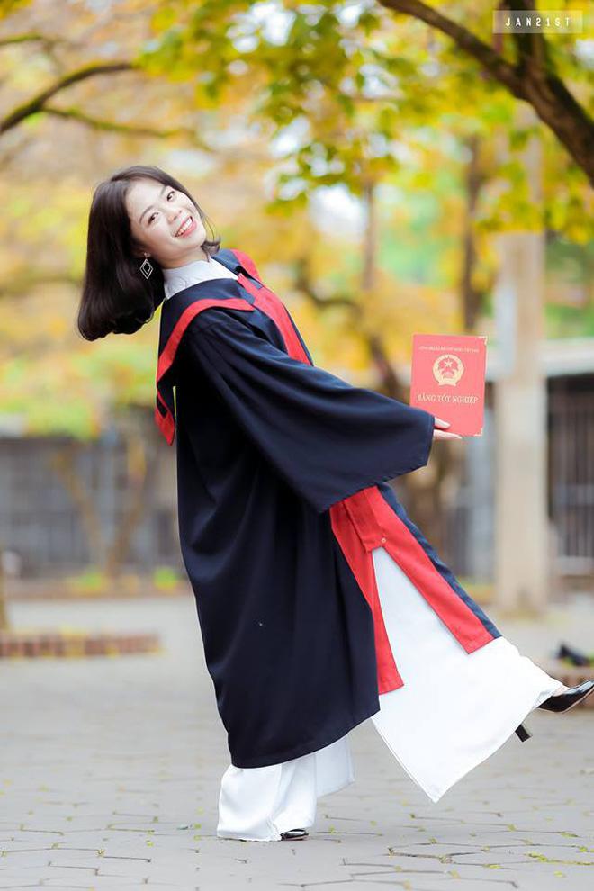 Loạt gái xinh thủ khoa Đại học 2019: Người điểm thi cao nhất nước, người nhiều môn đạt gần tuyệt đối!-11