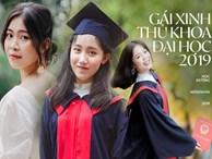 Loạt gái xinh thủ khoa Đại học 2019: Người điểm thi cao nhất nước, người nhiều môn đạt gần tuyệt đối!