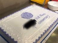 Chi 2 triệu đặt bánh tại cửa hàng nổi tiếng, nào ngờ khách nói một đằng nhân viên làm một nẻo, sai rồi còn đùn đẩy trách nhiệm