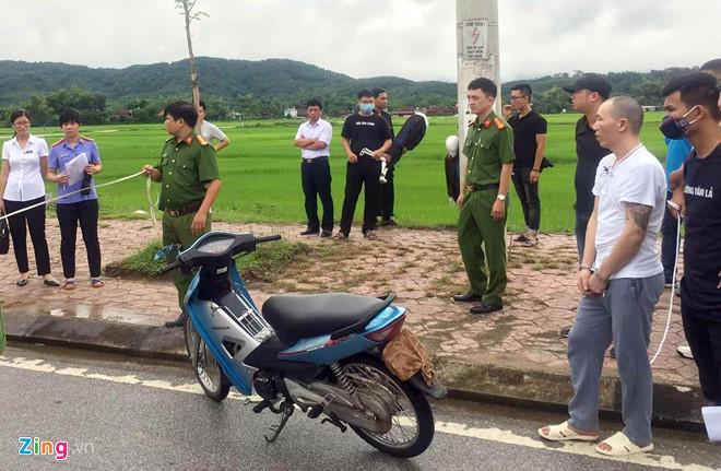 100 cảnh sát bảo vệ buổi thực nghiệm vụ giết nữ sinh giao gà-1