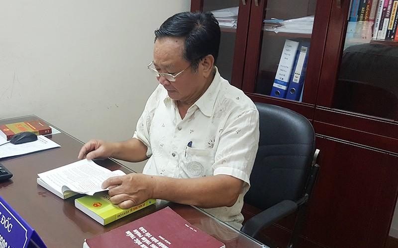 Phiên tòa ly hôn đẫm nước mắt của con trai bà chủ chợ Đồng Xuân-1