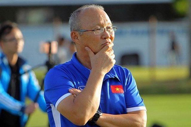HLV Park Hang Seo không dự lễ bốc thăm vòng loại World Cup 2022-1